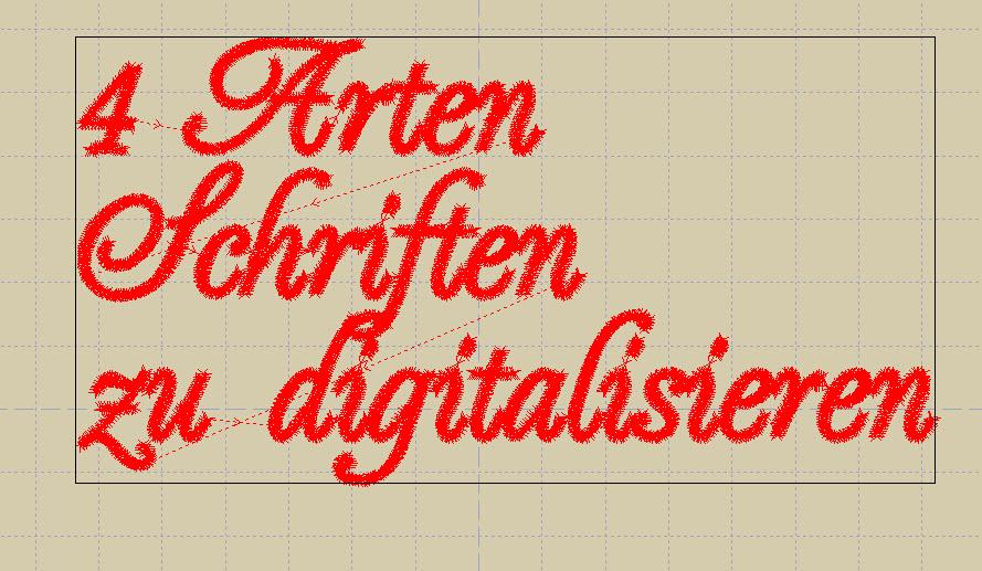 4 Arten, Schriften zu digitalisieren