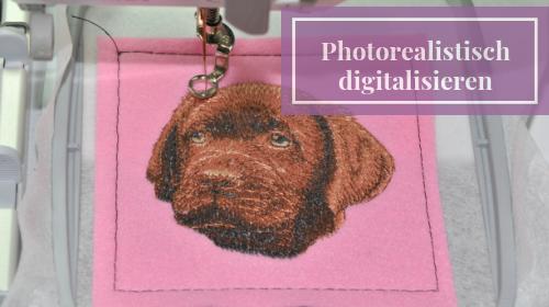PDF-Kurs: Photorealistisch digitalisieren mit Embird Sfumato